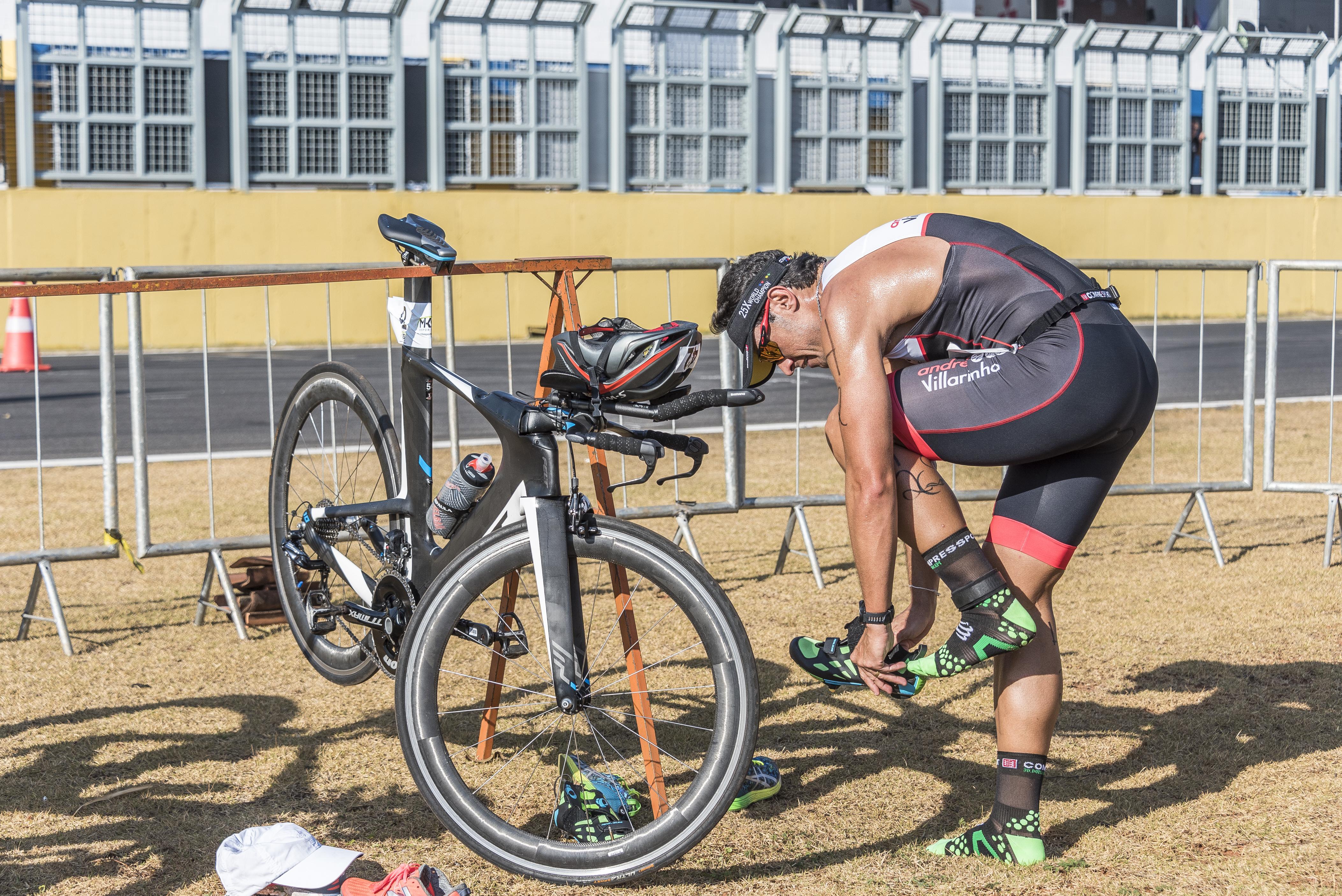 Dicas para a transição em provas de duathlon e triathlon